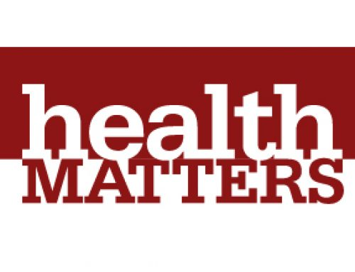 Singer Associates Public Relations San Francisco Celebrates Health Matters